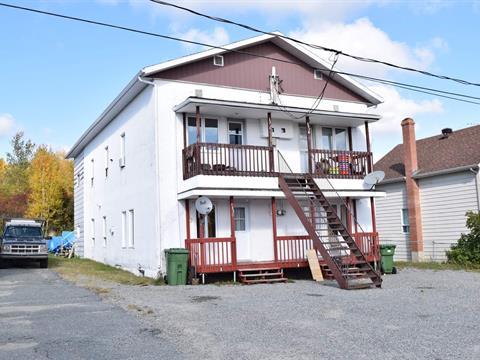4plex for sale in Normétal, Abitibi-Témiscamingue, 111 - 111C, Rue  Normétal, 27117230 - Centris