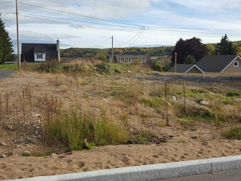 Lot for sale in Clermont, Capitale-Nationale, 93, Rue  Beauregard, 11306261 - Centris