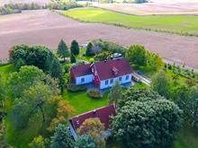 Hobby farm for sale in Saint-Michel-de-Bellechasse, Chaudière-Appalaches, 298, 2e Rang Ouest, 21543272 - Centris