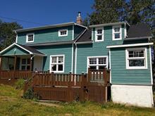 Maison à vendre à Percé, Gaspésie/Îles-de-la-Madeleine, 64, Rue de l'Église, 11359407 - Centris