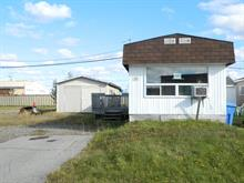 Mobile home for sale in Lebel-sur-Quévillon, Nord-du-Québec, 37, Place  J.-E.-Rivest, 28707672 - Centris