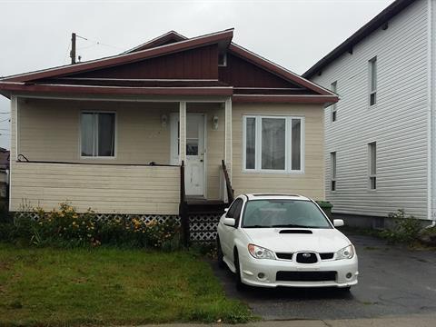 Quadruplex à vendre à Amos, Abitibi-Témiscamingue, 221 - 225, Avenue  Gouin, 17023229 - Centris