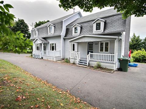 House for sale in Saint-François-de-la-Rivière-du-Sud, Chaudière-Appalaches, 222 - 224, Chemin de la Rivière-du-Sud, 17293027 - Centris