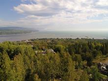 Lot for sale in La Malbaie, Capitale-Nationale, Rue des Carrières, 20449675 - Centris