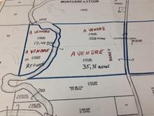 Land for sale in Montcerf-Lytton, Outaouais, Chemin de Montcerf, 28899346 - Centris