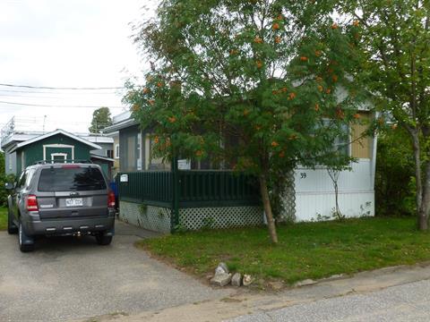 Maison mobile à vendre à Mont-Laurier, Laurentides, 1239, boulevard  Albiny-Paquette, app. 39, 26787515 - Centris