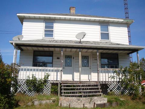 Duplex for sale in Villeroy, Centre-du-Québec, 399 - 401, Route  265, 18680117 - Centris