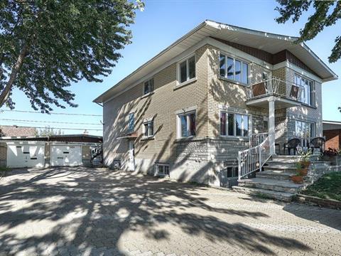 Quadruplex à vendre à Saint-Constant, Montérégie, 183 - 185, Rue  Lasalle, 18104705 - Centris