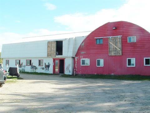 Hobby farm for sale in Pointe-Lebel, Côte-Nord, 642, Rue  Granier, 19301560 - Centris