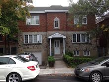 Quadruplex à vendre à Côte-des-Neiges/Notre-Dame-de-Grâce (Montréal), Montréal (Île), 3270, Avenue  Van Horne, 13792600 - Centris