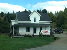 Hobby farm for sale in Sacré-Coeur, Côte-Nord, 1960, Route  172 Sud, 26549926 - Centris