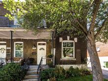 Duplex for sale in Côte-des-Neiges/Notre-Dame-de-Grâce (Montréal), Montréal (Island), 2354 - 2356, Rue  Park Row Ouest, 21367685 - Centris