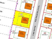 Terrain à vendre à Mont-Tremblant, Laurentides, 3, Rue  Desjardins, 20855133 - Centris