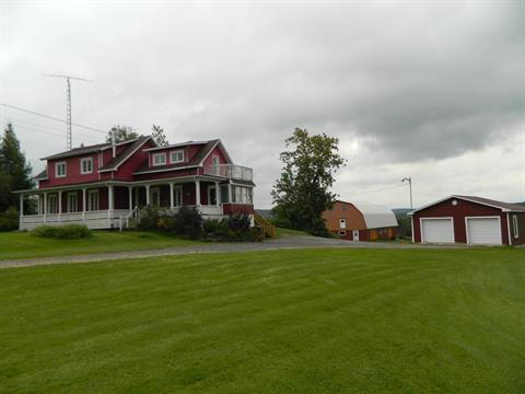 Fermette à vendre à Saint-Rémi-de-Tingwick, Centre-du-Québec, 3074A, Rang  Leclerc, 9303951 - Centris