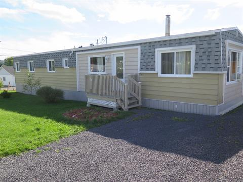 Mobile home for sale in Causapscal, Bas-Saint-Laurent, 12, 2e Rang, 16287345 - Centris