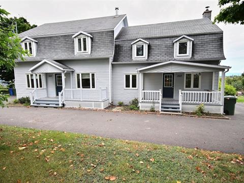 Duplex for sale in Saint-François-de-la-Rivière-du-Sud, Chaudière-Appalaches, 222D - 224D, Chemin de la Rivière-du-Sud, 23302750 - Centris