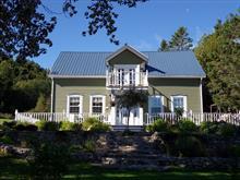House for sale in Percé, Gaspésie/Îles-de-la-Madeleine, 304, Route  132 Est, 27646803 - Centris