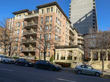 Condo for sale in Ville-Marie (Montréal), Montréal (Island), 2055, Rue du Fort, apt. 604, 26578471 - Centris