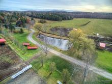 Hobby farm for sale in Rock Forest/Saint-Élie/Deauville (Sherbrooke), Estrie, 3705, Chemin  Saint-Roch Sud, 12537748 - Centris