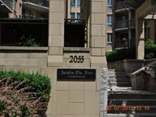 Condo for sale in Ville-Marie (Montréal), Montréal (Island), 2055, Rue du Fort, apt. 309, 17246152 - Centris
