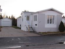 Mobile home for sale in Sept-Îles, Côte-Nord, 17, Rue des Fougères, 27822697 - Centris