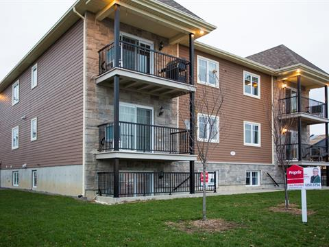 Condo for sale in Saint-Pie, Montérégie, 287, boulevard  Daniel-Johnson, apt. 102, 13479586 - Centris