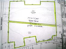 Terre à vendre à Hemmingford - Canton, Montérégie, 882, Vieux Chemin, 11833289 - Centris