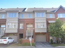 Maison de ville à vendre à Chomedey (Laval), Laval, 3410, boulevard de Chenonceau, 24809303 - Centris