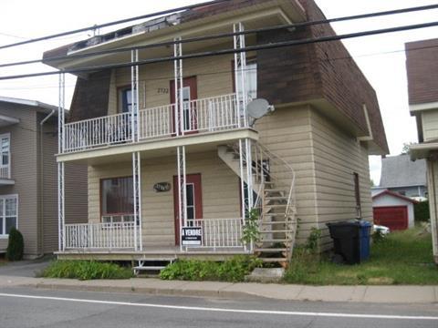 Duplex à vendre à Saint-Paulin, Mauricie, 2730 - 2732, Rue  Laflèche, 24923556 - Centris