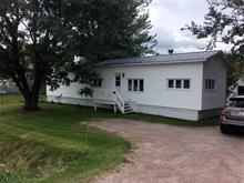 Mobile home for sale in Roberval, Saguenay/Lac-Saint-Jean, 243, boulevard de l'Anse, 26102571 - Centris