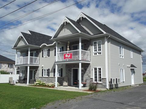 Quadruplex à vendre à Notre-Dame-de-Lourdes, Lanaudière, 15 - 21, Rue  Caroline, 12700018 - Centris