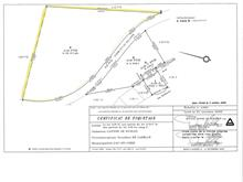 Lot for sale in Lac-du-Cerf, Laurentides, Chemin du Lac-Mallonne, 18166321 - Centris