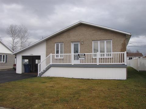 House for sale in Baie-Comeau, Côte-Nord, 1392, Rue du Mélèze, 9870013 - Centris