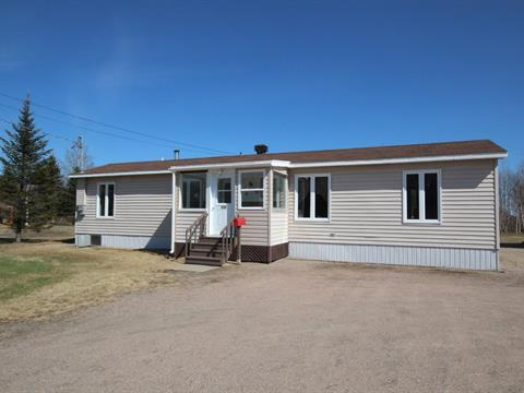 Mobile home for sale in Ragueneau, Côte-Nord, 111, Route  138, 26368489 - Centris