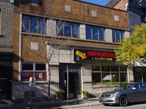 Local commercial à vendre à Ville-Marie (Montréal), Montréal (Île), 815, Rue  Ontario Est, local 100, 17740457 - Centris