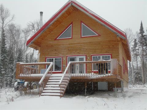 Maison à vendre à Guérin, Abitibi-Témiscamingue, 193, Chemin du Petit-Pont, 13288743 - Centris