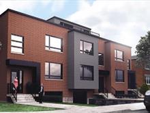 Townhouse for sale in Mercier/Hochelaga-Maisonneuve (Montréal), Montréal (Island), 5981, Rue  Chauveau, 16464399 - Centris