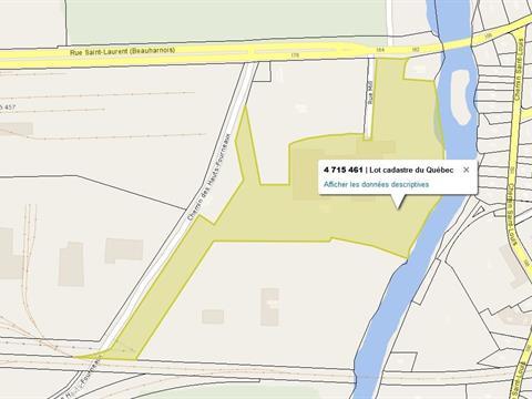 Industrial building for sale in Beauharnois, Montérégie, 19, Rue  Mill, 10011422 - Centris