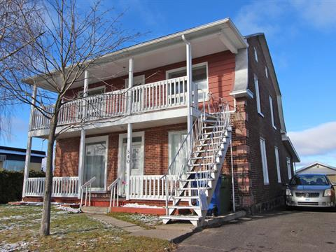 Triplex for sale in Deschaillons-sur-Saint-Laurent, Centre-du-Québec, 840 - 844, Route  Marie-Victorin, 18500621 - Centris