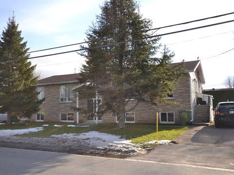 4plex for sale in Mercier, Montérégie, 100, Rue de l'Église, 27566887 - Centris
