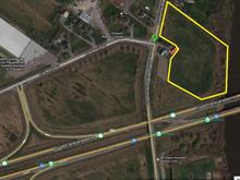 Lot for sale in Saint-Hyacinthe, Montérégie, Chemin du Rapide-Plat Nord, 24538219 - Centris