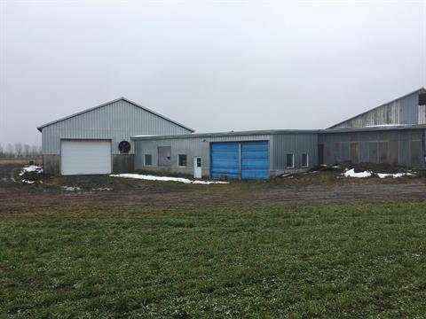 Farm for sale in Saint-Liboire, Montérégie, A, Rang  Saint-Georges, 24964737 - Centris