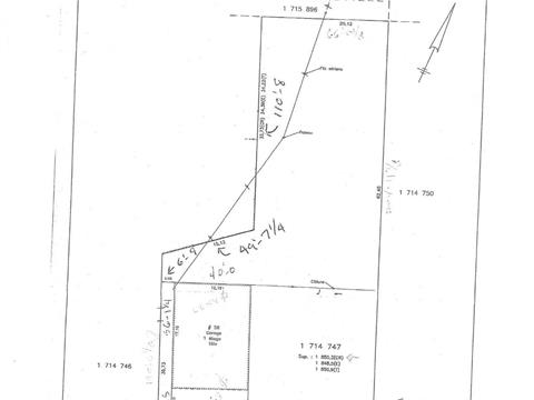 Lot for sale in Rougemont, Montérégie, 58, Chemin de Marieville, 16869592 - Centris