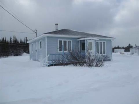 House for sale in Aguanish, Côte-Nord, 13, Rue du Portage, 12883118 - Centris