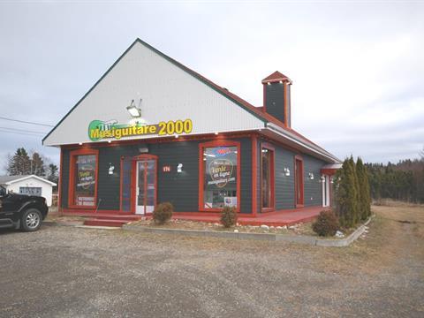 Bâtisse commerciale à vendre à Port-Daniel/Gascons, Gaspésie/Îles-de-la-Madeleine, 174, Route  132 Ouest, 23630489 - Centris