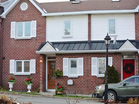 Townhouse for sale in Hudson, Montérégie, 12, Rue  Stephenson, 20028609 - Centris
