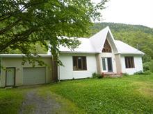 House for sale in Marsoui, Gaspésie/Îles-de-la-Madeleine, 58, Route de la Rivière, 11395258 - Centris