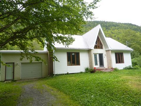 Maison à vendre à Marsoui, Gaspésie/Îles-de-la-Madeleine, 58, Route de la Rivière, 11395258 - Centris