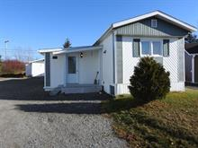 Mobile home for sale in Amos, Abitibi-Témiscamingue, 110, Avenue  Douay, 23104020 - Centris