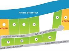 Lot for sale in Notre-Dame-de-Lourdes, Centre-du-Québec, Rue de la Bécancour, 17228176 - Centris